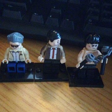 Viejas Leyendas de LEGO