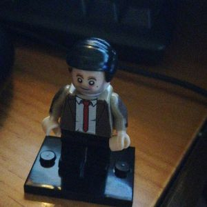 Mr Bean LEGO
