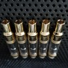 1ml Android Gold 510 Vape Cartridge Elegant Aware 5pk Top Airflow
