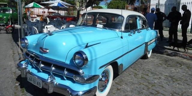 automóveis clássicos