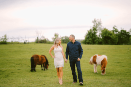 Bywater Farm Engagement Session by Elegant Events Media