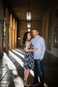 wedding engagement photos taken by Elegant Events Media