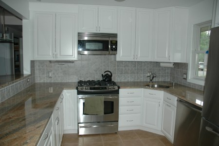elegant kitchen-KD