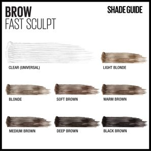 Maybelline Brow Fast Sculpt Shapes Eyebrows
