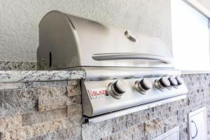 Outdoor Kitchen Construction Services of Fort Myers, Florida