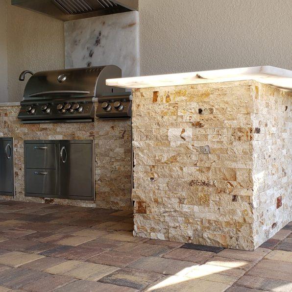 Leonardo Outdoor Kitchen