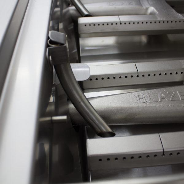 Blaze Professional 44 Inch 4 Burner Built In Gas Grill