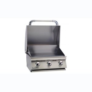 Bull - 24 inch Commerical Style Griddle Open