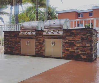 Outdoor Kitchen Builder Estero