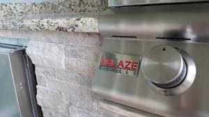 Blaze Professional 32 Inch 4-Burner Barbecue Grill
