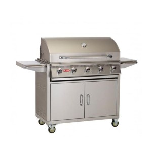 "38"" 5-Burner Renegade Grill Cart"