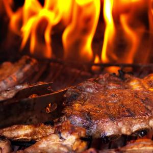 Amazing BBQ Ribs - Professional Barbecue Grill Recipe
