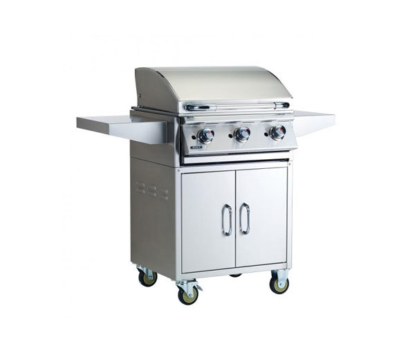 BULL 24 Commercial Style Griddle Cart