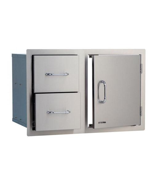 BULL-30-Door-Drawer-Combo