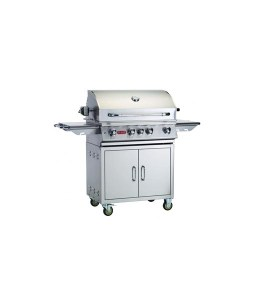 BULL-30-Angus-CLOSED-Grill-Cart
