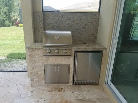Custom Elegant Outdoor Kitchen Design