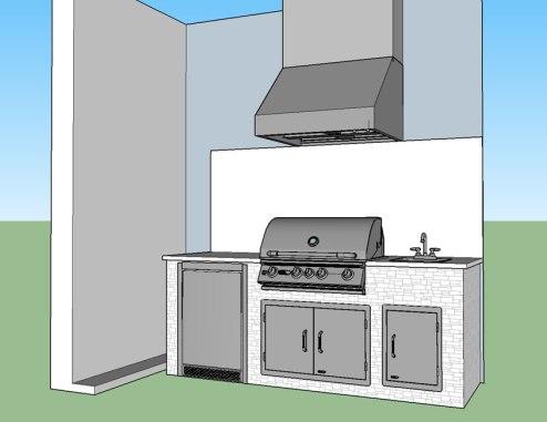 Elegant Outdoor Kitchens Paseo Esperanza Stock Development - Elegant Outdoor Kitchens of Southwest Florida