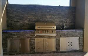 Outdoor Kitchen Design in Materita - Southwest Florida Outdoor Kitchen Design