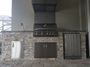 Beautifully Crafted Custom Outdoor Kitchens by Elegant Outdoor Kitchens