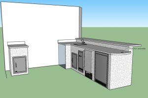 custom outdoor kitchen, outdoor kitchen, outdoor kitchens, outdoor living, outdoor living area, florida, bbq, bbq island, bbq islands, naples, estero, ft myers