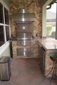 Summer kitchen Verandah Golf & Country Club