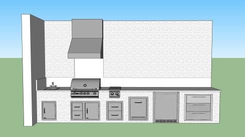 renaissance outdoor kitchen stock development fort myers