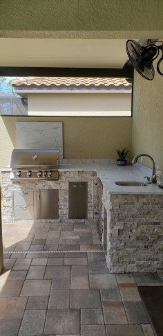 Elegant Outdoor Kitchens of Fort Myers, Florida