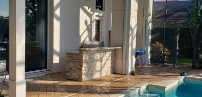 Vineyard Country Club Custom Outdoor Kitchen by Elegant Outdoor Kitchens