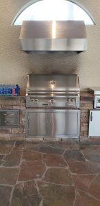 Custom Outdoor Kitchen Remodel - Elegant Outdoor Kitchens