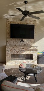 Sealoc Outdoor Rated LCD TV - Elegant Outdoor Kitchens of Southwest