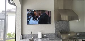 The Sealoc Outdoor-Rated TV