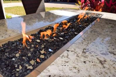 12″ x 64″ Crystal Fire Burner Plus