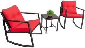 Devoko, one of the best outdoor rocking chairs