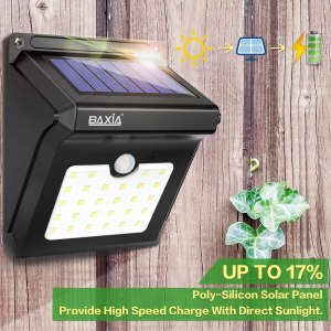 Best Outdoor Solar Lights for Signs
