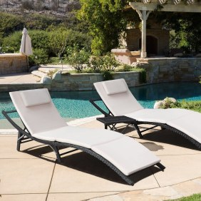 Best Outdoor Chaise Lounge for Seniors