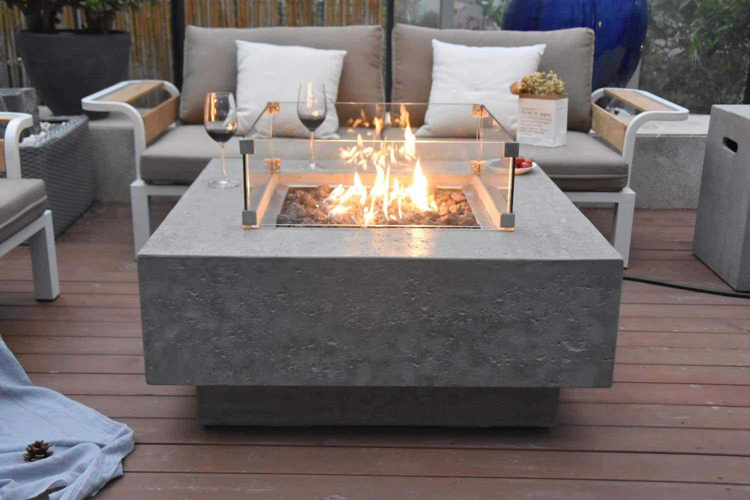 Best Outdoor Natural Gas Fire Pit