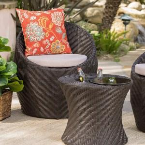 Best Ice bucket tables for outdoor