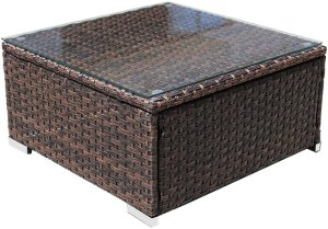 Dimar Garden, one of the best outdoor coffee table with storage