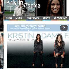 Kristin Adams Fans