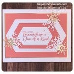 Friendship card made with Stampin