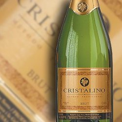 """Elegant Party """"Champagne"""": Cristalino Brut from Spain"""