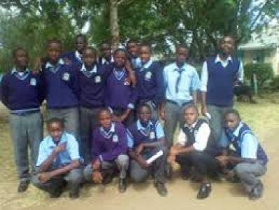 Muhuri Muchiri Boys High School