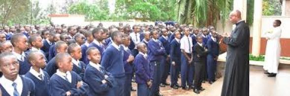 Queen Of Apostles Seminary Secondary School