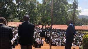Beth Mugo High School