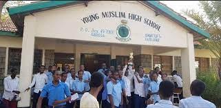 Gaint Young Muslim High school... - Young Muslim High School | Facebook