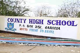 List of Sub County Secondary Schools in Garissa County; School KNEC Code,  Type, Cluster, and Category. - Newsblaze.co.ke