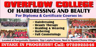 Overflow College of Hairdressing and Beauty