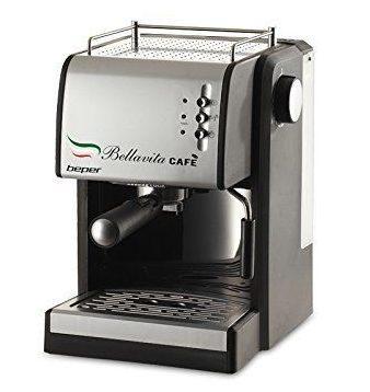 Cafetera Beper Bellavita