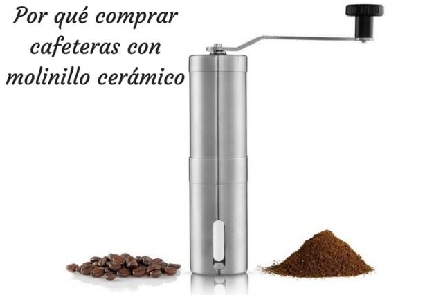 Elegir cafetera rese as y ofertas de cafeteras - Cafetera con molinillo incorporado ...
