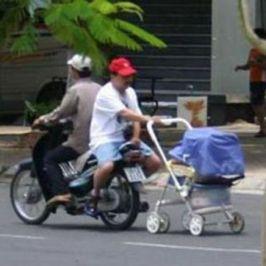 Seguridad infantil en la vía urbana